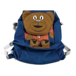 L.L. Bean Teddy Bear Back Pack Toddler Unisex